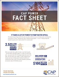CAP Power Fact Sheet