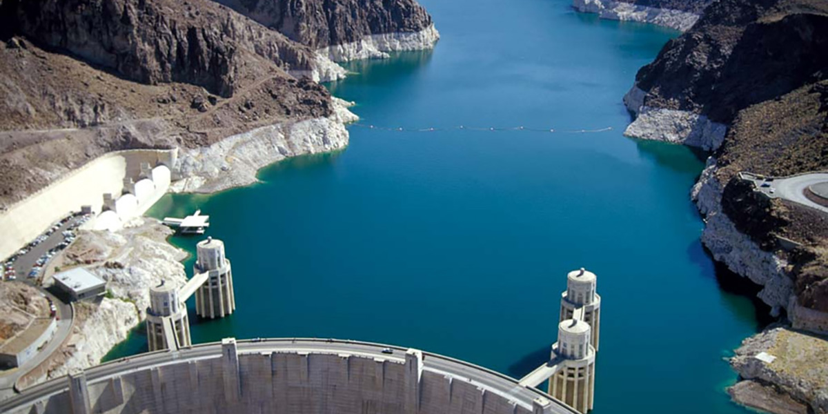 Hoover Dam Colorado River