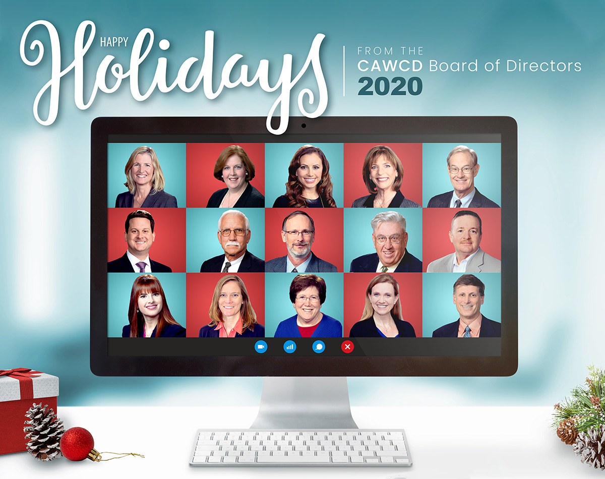 2020 CAWCD Board Holiday