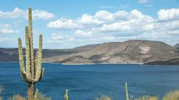 Lake Pleasant April 2, 2017 Central Arizona Project photo by Philip A. Fortnam